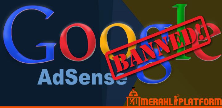Google Adsense Ban Kontrol Etme