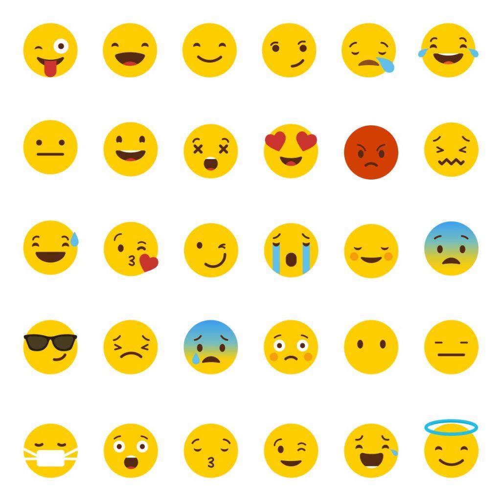 emojiler ve anlamları