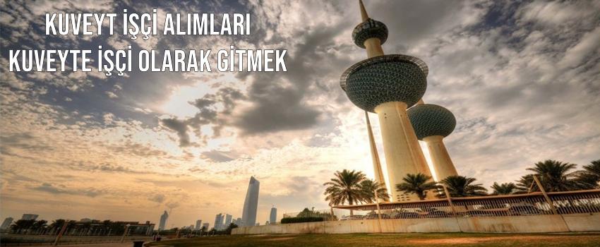 Kuveyt İşçi Alımı