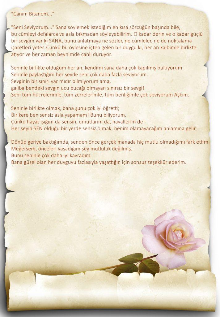 Muhteşem Aşk Mektubu