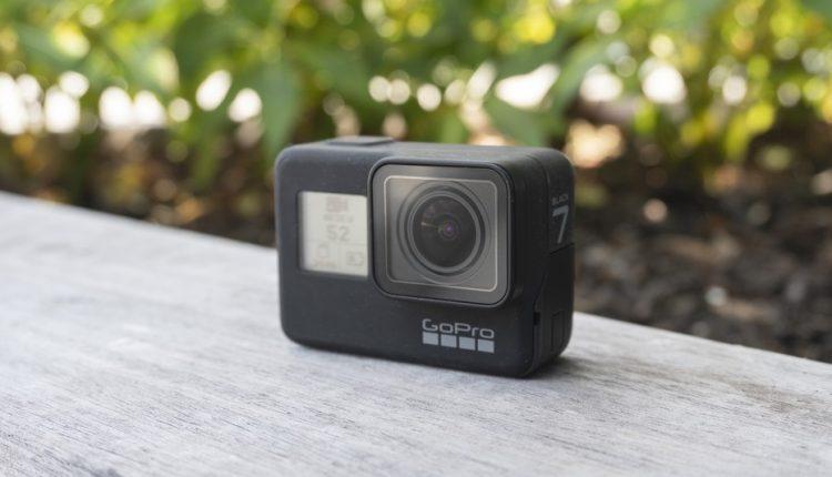 GoPro Hero 7 Black Aksiyon Kamerası