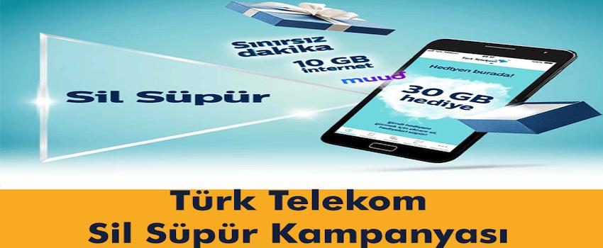 Türk Telekom Sil Süpür Nedir? Nasıl Yapılır?