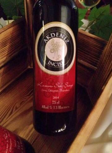 Akdeniz İncisi Şarap Fiyat