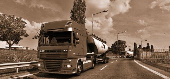 Euro Truck Hazır Save Dosyası