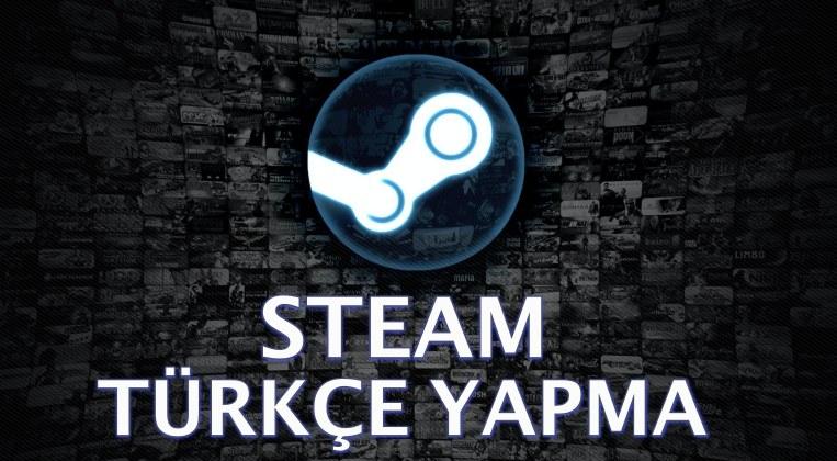 steam türkçe yapma