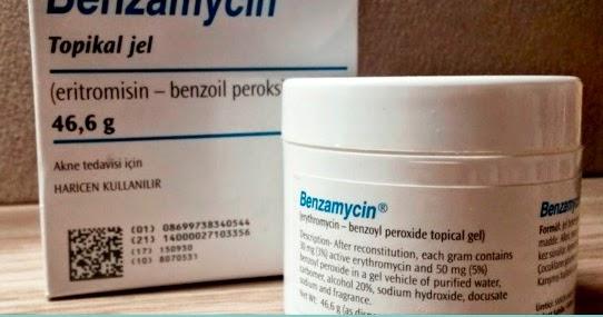 Benzamycin jel nedir