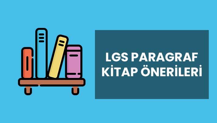 2021 LGS Paragraf Kitap Önerileri